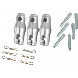 Schulz Kabel : Taschensender-Kabel 4p mini XLRm-XLRm