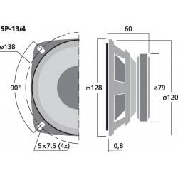 Zildjian : L80 Low Volume Serie 468 Set