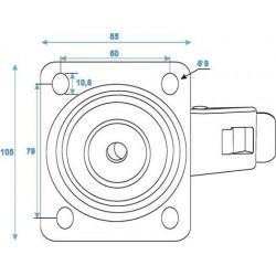 Latin Percussion : LP191 Jingle Ring - Vorführmodell