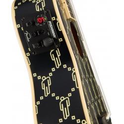 Gewa : Sattel Kunststoff Konzertgitarre 51,7