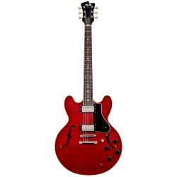 K&M : Gitarrenständer »Heli 2« 17580, schwarz