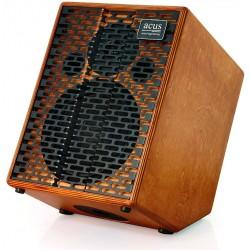 Karl Schiller : Violinenform-Holzetui 1/2 blau - gebraucht